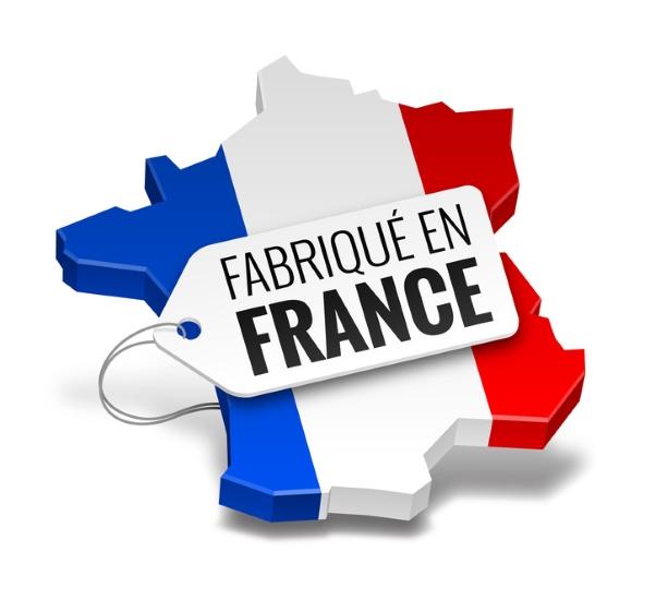 Fabrication française fabriqué en France